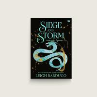 Siege and Storm (Takhta dan Prahara)