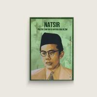 Seri Tempo: Natsir, Politik Santun di Antara Dua Rezim