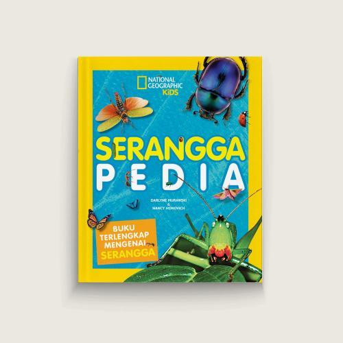 Nat Geo Seranggapedia