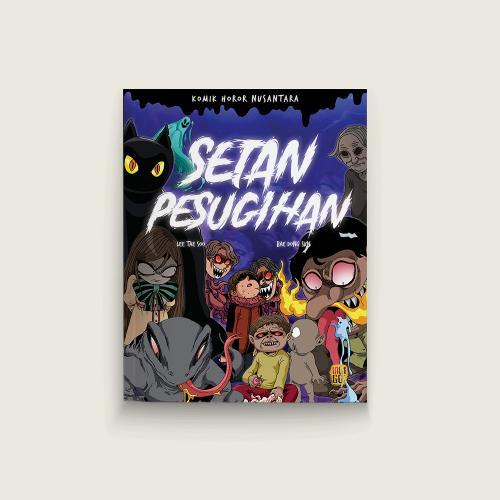 Komik Horor Nusantara: Setan Pesugihan