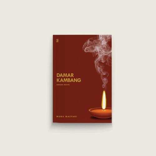 Damar Kambang, Sebuah Novel