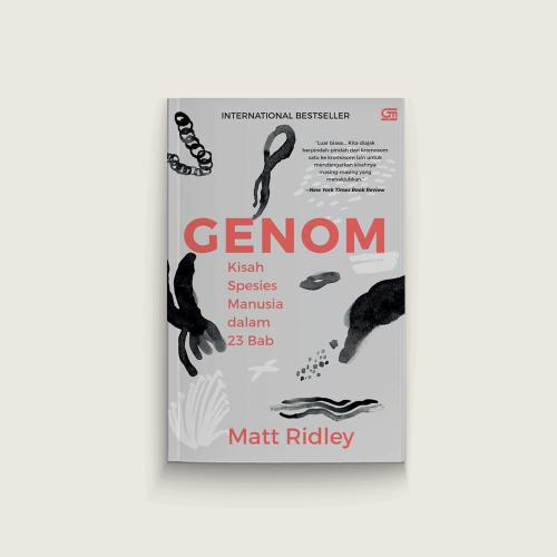 Genom: Kisah Spesies Manusia dalam 23 Bab