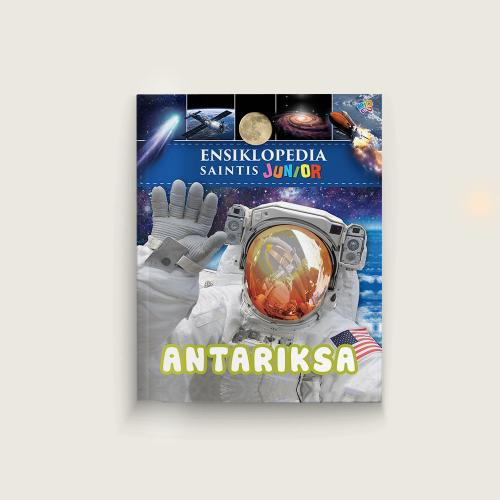 Ensiklopedia Saintis Junior : Antariksa