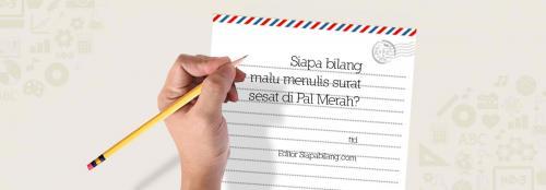 campaign surat dari palmerah