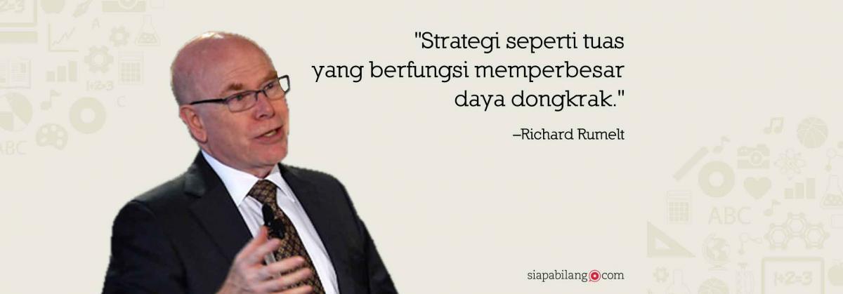Header Buku Good Strategy Bad Strategy
