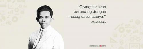 Header Buku Seri Tempo: Tan Malaka, Bapak Republik yang Dilupakan