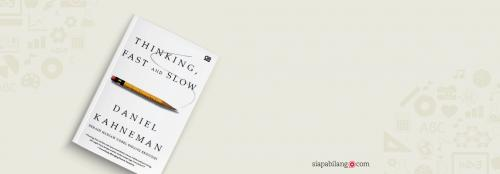 HEADER PENULIS THINKING FAST AND SLOW