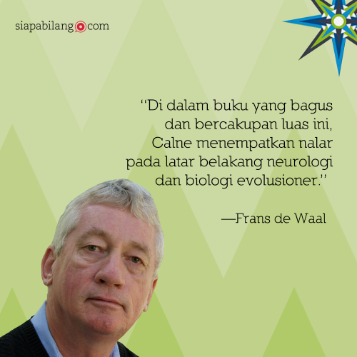 Rekomendasi Buku Batas Nalar dari Frans de Waal