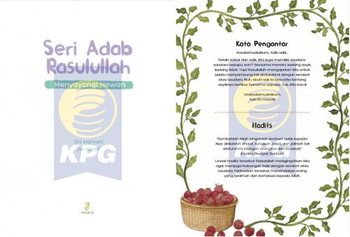 Cover Photo Icip-Icip Buku Seri Adab Rasulullah: Kompak dengan Sepupu