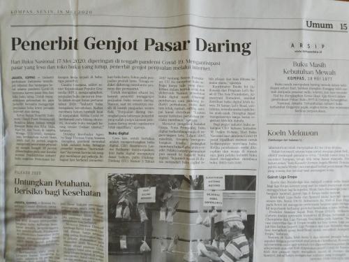 Penerbit Genjot Pasar Daring