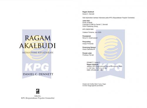Foto Icip-icip Buku Ragam Akalbudi
