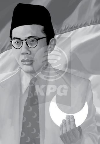 Cover Photo Icip-Icip Buku Seri Tempo: Natsir, Politik Santun di Antara Dua Rezim