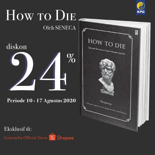Poster_Promo Buku How to Die