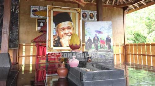Makam Mbah Maridjan