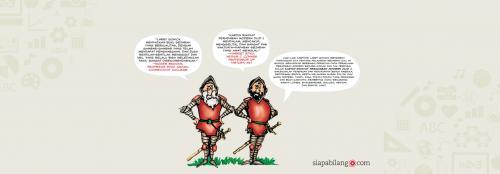Header Buku Kartun Riwayat Peradaban Jilid 1