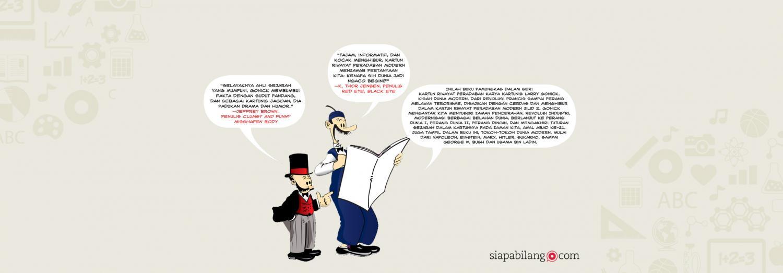 Header Buku Kartun Riwayat Peradaban Jilid 2