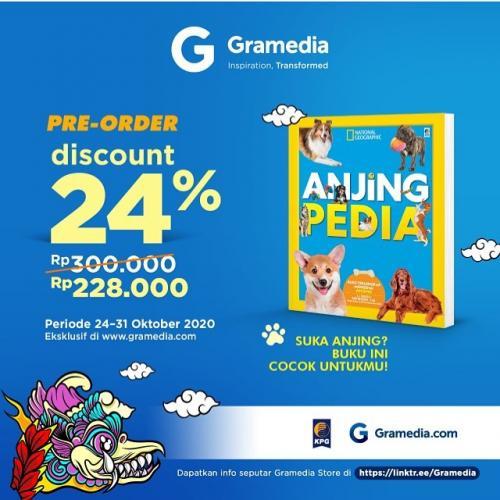 Poster Promo Pre Order Buku_Anjingpedia