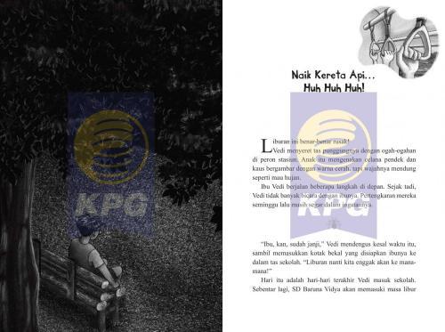 Cover Photo Icip-icip Buku Creepy Case Club 4: Kasus Pohon Pemanggil