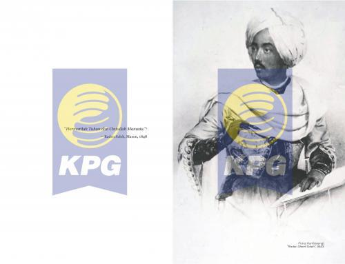 Cover Photo Icip-Icip Buku Raden Saleh dan Karyanya