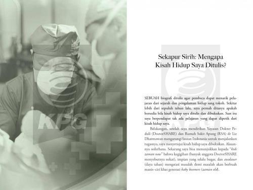 Cover Photo Icip-Icip Buku Dokter di Jalan Kemanusiaan