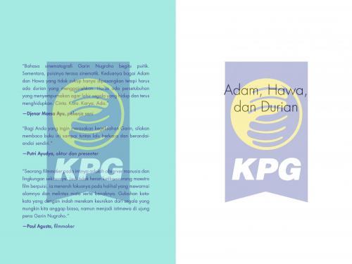 Cover Photo Icip-Icip Buku Adam, Hawa, dan Durian