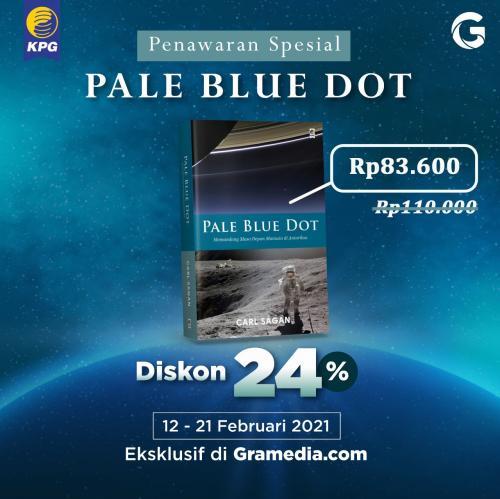 Pre-Order Pale Blue Dot