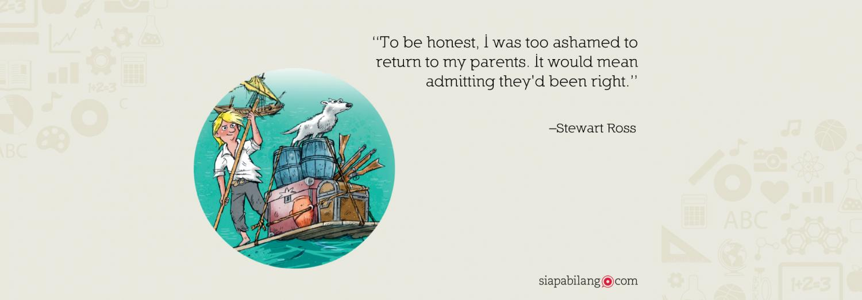 Header Buku Abridged Classic Series: Robinson Crusoe