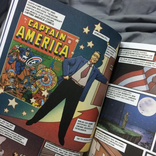 Cerita Komik Pertama Stan Lee