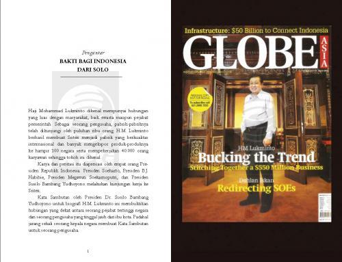 Cover Photo Icip-Icip Buku H. M. Lukminto, Bakti Untuk Indonesia