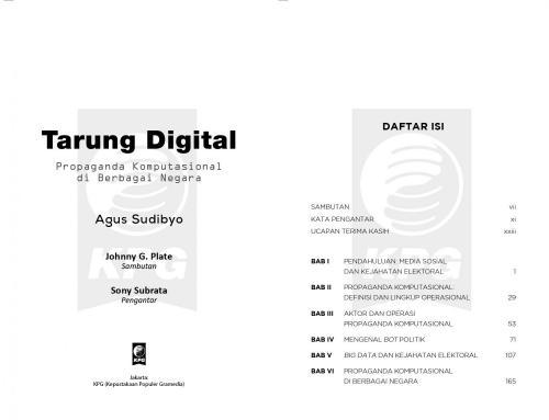 Icip-icip Buku Tarung Digital