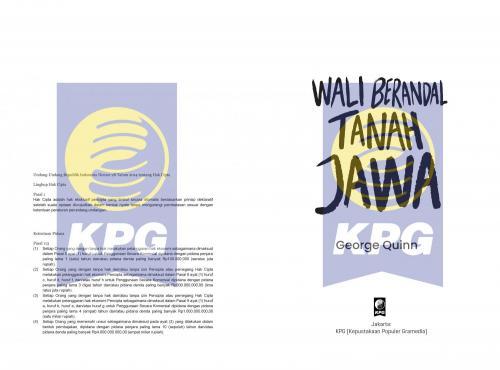Cover Photo Icip-Icip Buku Wali Berandal Tanah Jawa