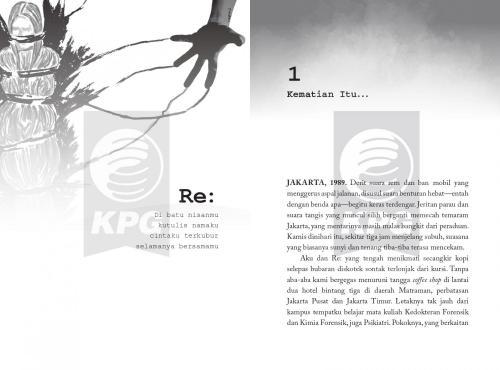 Cover Photo Icip-Icip Buku Re: dan peRempuan