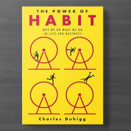 The Power Of Habit: Buku Self-Control yang Dapat Merubah Pola Pikir