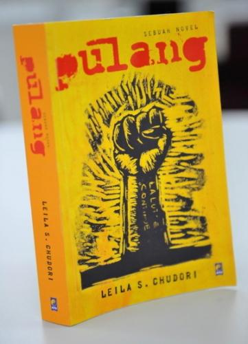 Novel Pulang: Unjuk Gigi Leila S. Chudori