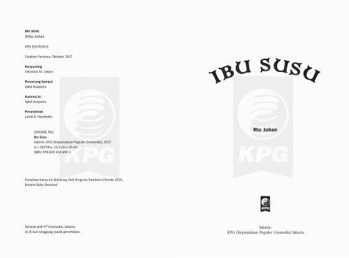 Cover Photo Icip-Icip Buku Ibu Susu