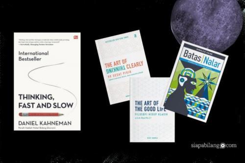 Buku yang Dapat Mengurai Sistem Berpikir Kita