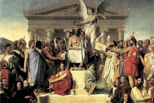 Mitologi Yunani Masa Lalu, dan Masa Kini