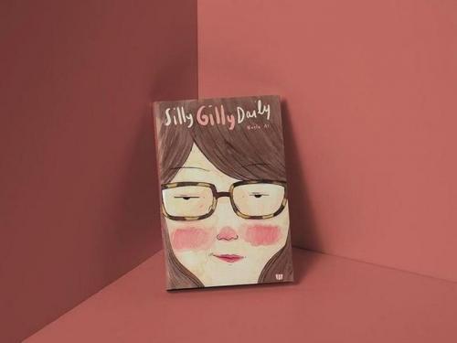 Silly Gilly Daily: Buku Otobiografi yang Penuh dengan Ilustrasi