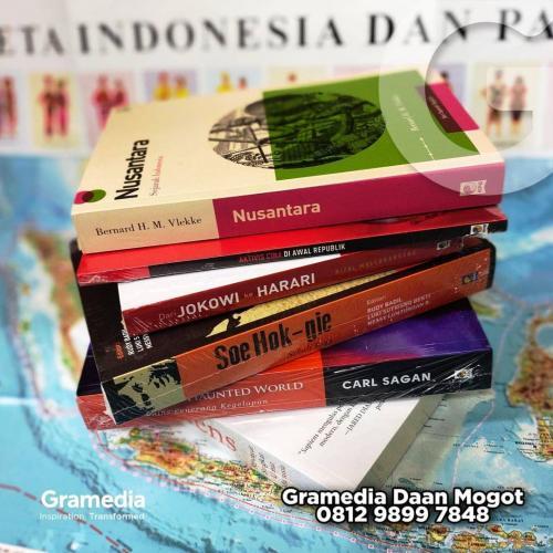Jalan-jalan ke toko buku Gramedia Daan Mogot (Spesial HUT KPG)