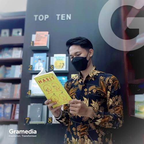 Jalan-jalan ke toko buku Gramedia Exhibition Yogyakarta (Spesial HUT KPG)