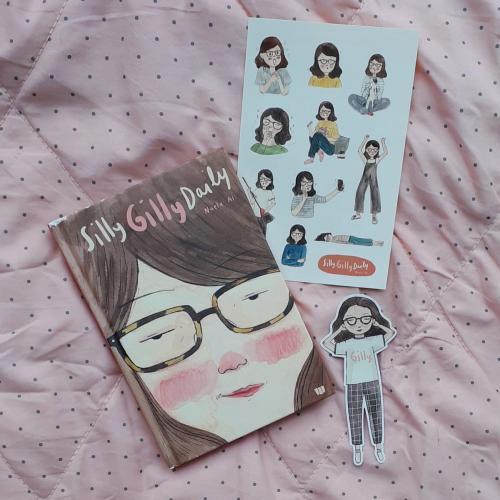 Silly Gilly Daily: Rekomendasi Bacaan untuk Para Introvert