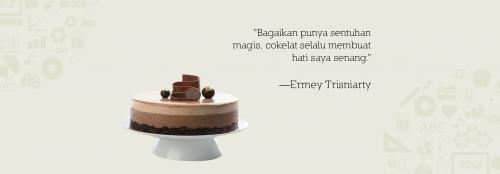 Header Buku Dapur Cokelat Bercerita