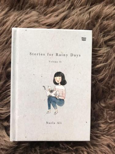 The Launch of Stories for Rainy Days Book Vol. 2 by Naela Ali