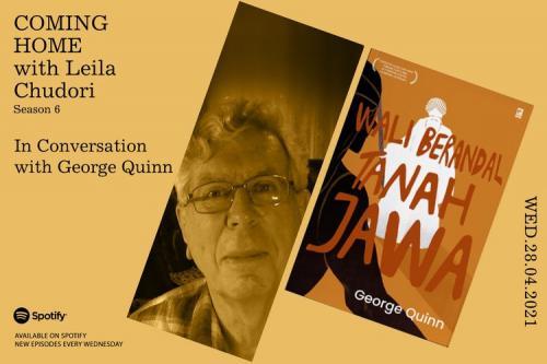 George Quinn Bercerita tentang Wali Berandal