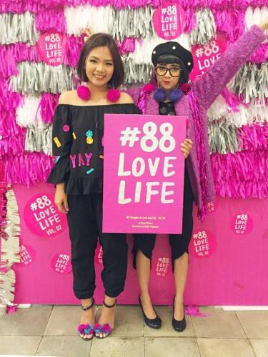 #88LoveLife Vol. 2: Bukan Hanya sebuah Buku, Melainkan Sebuah Gerakan untuk Menjalani Hidup Lebih Bahagia