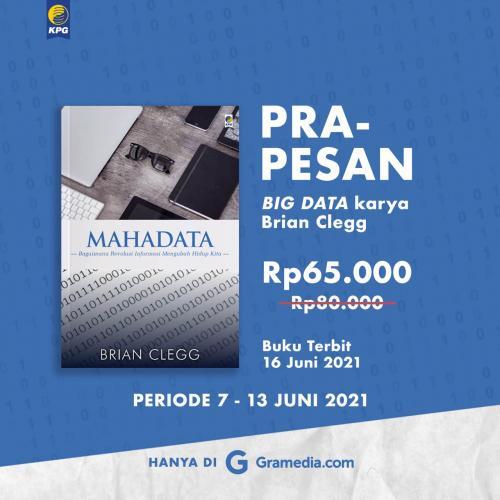 Pre-Order Buku Mahadata