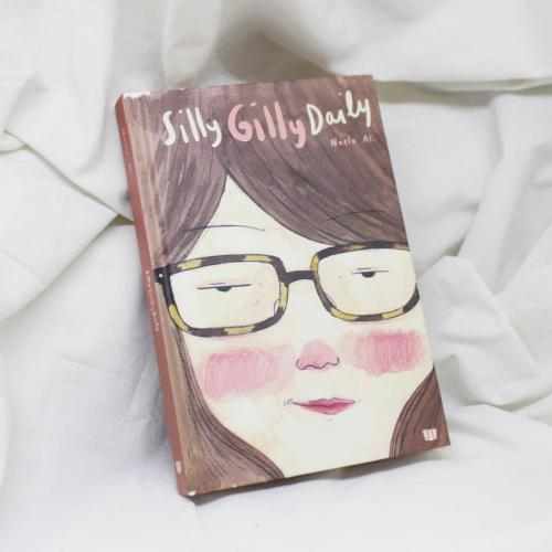 Cover Buku Silly Gilly Daily