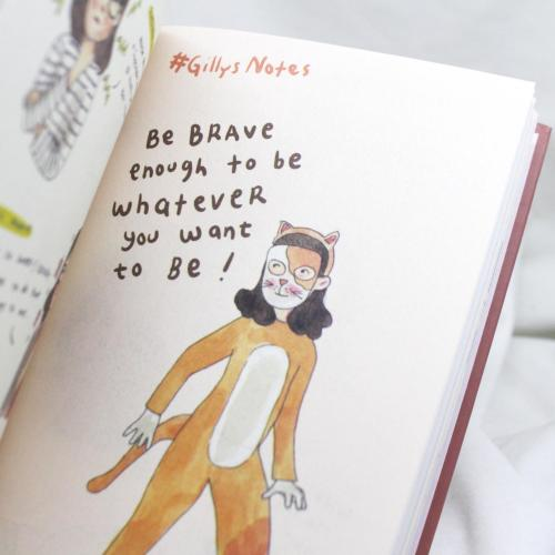 Be Brave Enough To Be Whatever You Want To Be!