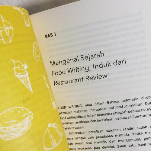 BAB 1: Mengenal Sejarah Food Writing, Induk dari Restaurant Review