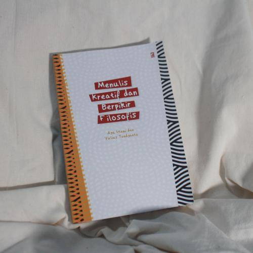 Cover Buku Menulis Kreatif dan Berpikir Filosofis